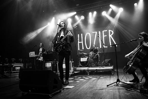 Hozier & Dawes at Jay Pritzker Pavilion