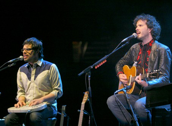 Flight of The Conchords at Jay Pritzker Pavilion