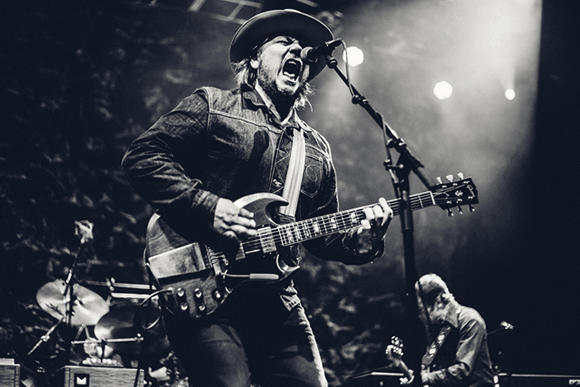 Wilco at Jay Pritzker Pavilion