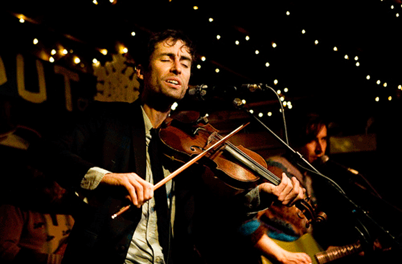 Andrew Bird at Jay Pritzker Pavilion