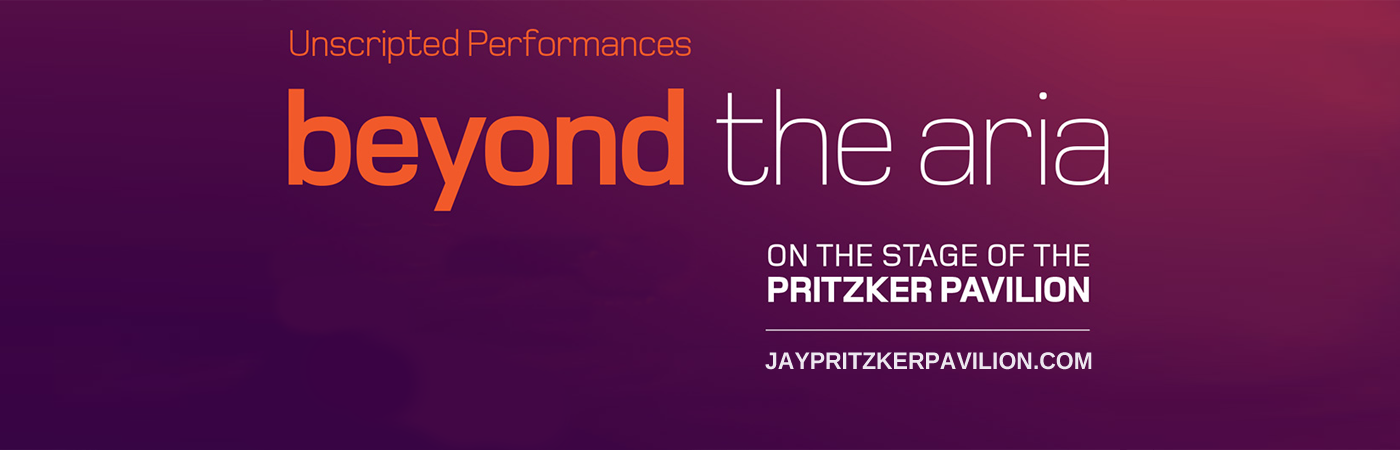 Beyond The Aria: Nicole Cabell, Mario Rojas & Patrick Guetti at Jay Pritzker Pavilion
